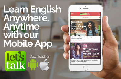 Learn English through Hindi - Free English Speaking Classes, Mumbai