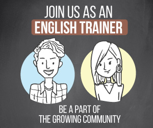 English Trainer jobs in Mumbai Thane Delhi India. Join as an English Teacher.
