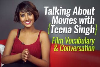 English Conversation About Movies with Teena Singh & Kabir