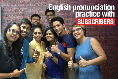 English Pronunciation Practice with SUBSCRIBERS | Learn English Speaking Through Hindi with Meera