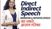 Direct Indirect Speech in English (Narration) – Learn Reported Speech