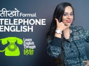 How to speak in English over the phone –  Formal Telephone English