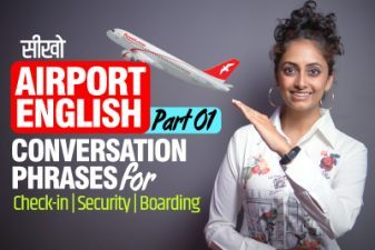 Airport English Conversation – Learn Phrases & Expressions
