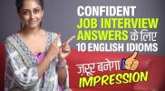👍 10 English Idioms To Answer Job Interview Questions Confidently