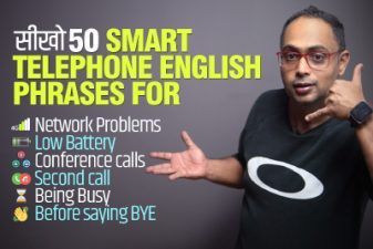 Telephone English Phrases – How To Speak English Confidently on The Phone?