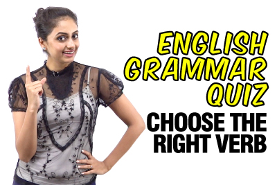 English Grammar Lesson | Grammar Quiz - Choose the right Verb | English Speaking Practice in Hindi | Learn Tenses