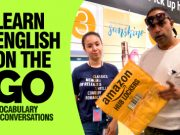 Learn English On The Go! Improve Your English Vocabulary & Practice English Through a Vlog