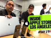 Day 2 – LA – What's Inside This Huge Apple Store? – Fastest MacBook Pro Ever Made
