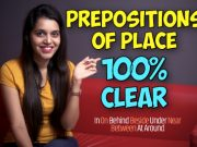 Learn Prepositions in Hindi | Prepositions Of Place with Examples