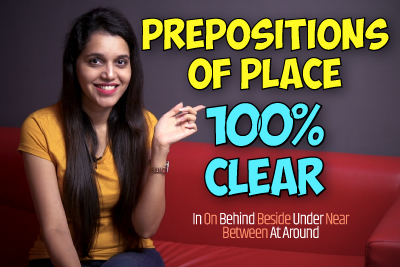 Learn Prepositions in Hindi | Prepositions Of Place with Examples | English Grammar Lesson | Learnex
