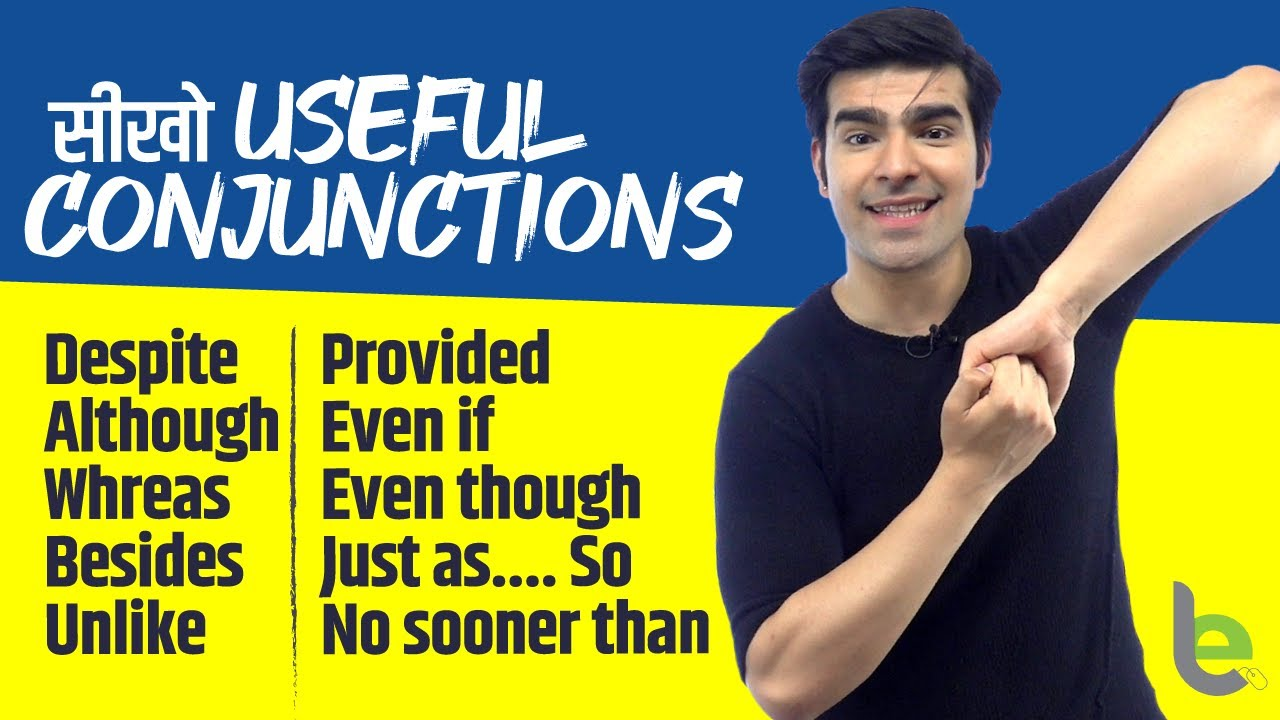 Useful English Conjunctions To Speak Better English