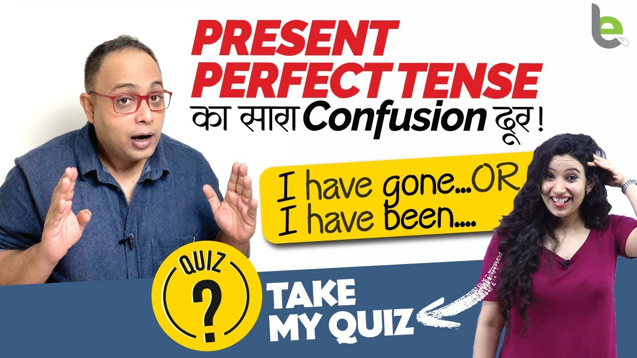 Present Perfect Tense – How To Use Have / Has? (Questions & sentences) English Grammar Lesson